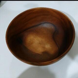 ムジルシリョウヒン(MUJI (無印良品))の【新品未使用】無印良品 アカシア ボール(食器)