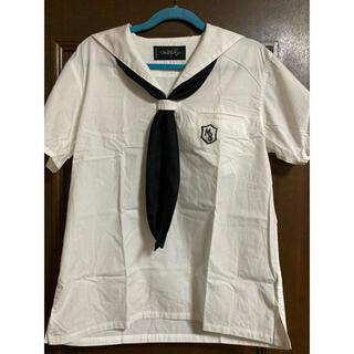 ミルクボーイ(MILKBOY)のmilkboy sailorman shirts セーラーシャツ(シャツ)