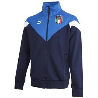 プーマ(PUMA)のイタリア代表トラックジャケットホーム用アウェイ用インポートSサイズ(ウェア)