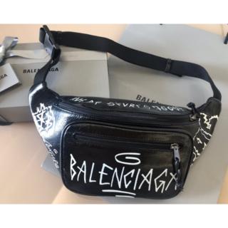 Balenciaga - バレンシアガ グラフティ ボディバッグ ショルダーバッグ