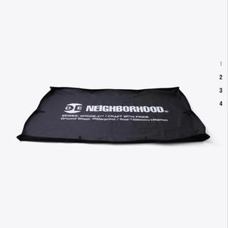 NEIGHBORHOOD - NEIGHBORHOOD CI / P-GROUND SHEET 新品未使用