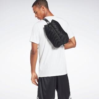 リーボック(Reebok)の新品未開封 Reebok ボディバッグ NIKE adidas シュプリーム(ボディーバッグ)