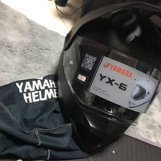 ヤマハ(ヤマハ)のヤマハ バイクヘルメット オフロード YX-6 ZENITH(ヘルメット/シールド)