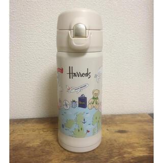 【新品】JAL×Harrods ステンレスボトル 水筒