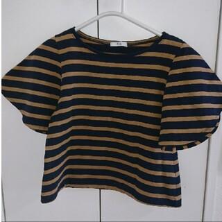 イエナ(IENA)のIENA カットソー(Tシャツ/カットソー(半袖/袖なし))