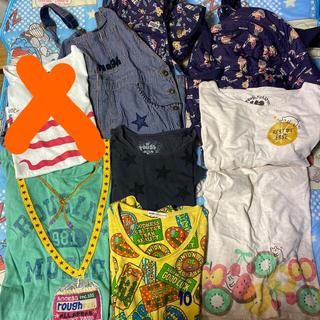 ラフ(rough)のrough Tシャツ、チュニック、バッグ、リュック(Tシャツ(半袖/袖なし))