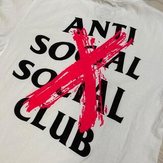 アンチ(ANTI)のAntiSocialSocialClub/アンチソーシャルソーシャルクラブ(Tシャツ/カットソー(半袖/袖なし))