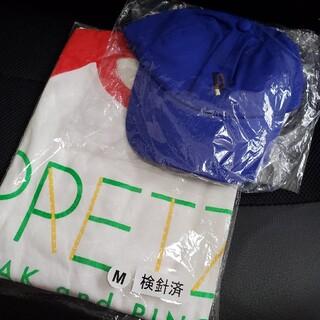 ウィゴー(WEGO)のWEGO ティシャツ キャップ PRETZ ポッキー(Tシャツ/カットソー(半袖/袖なし))
