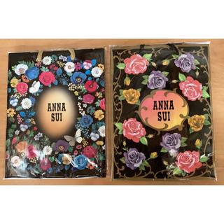 アナスイ(ANNA SUI)の#ANA SUI #ショッピングBag A&B 2枚セット(エコバッグ)