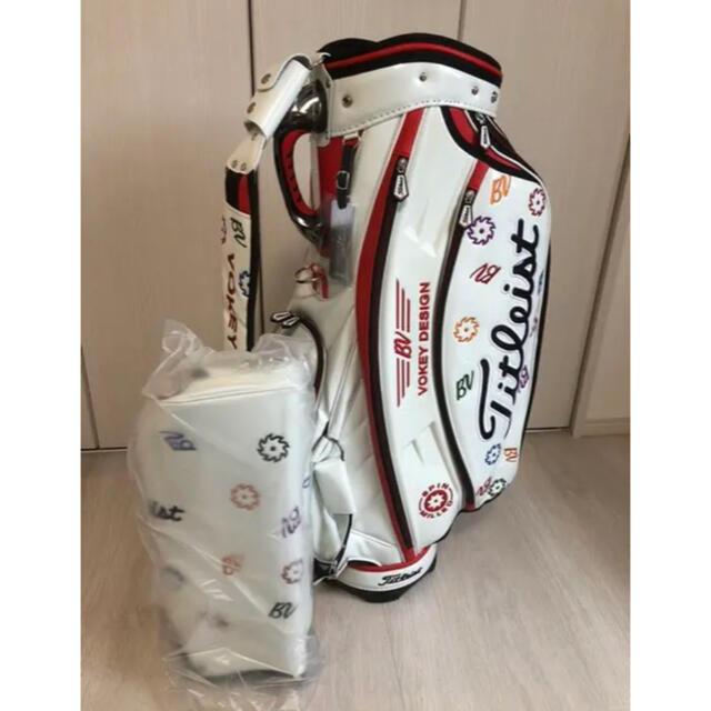 Titleist(タイトリスト)の新品 プロモデル タイトリスト BV VOKEY DESIGN キャディバッグ スポーツ/アウトドアのゴルフ(バッグ)の商品写真