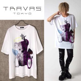 ミルクボーイ(MILKBOY)のTRAVAS TOKYO Angel Devil 天使 悪魔 クマ Tシャツ(Tシャツ/カットソー(半袖/袖なし))