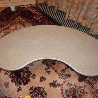デザインテーブル たて約45㎝ × よこ約120cm(ローテーブル)