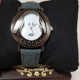 スヌーピー(SNOOPY)のスヌーピー  アンティーク腕時計(腕時計)