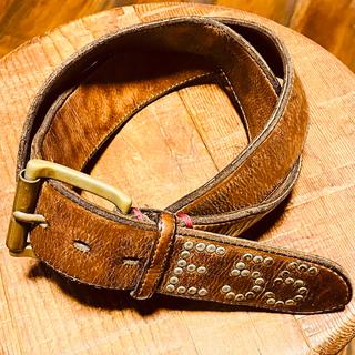 ハリウッドトレーディングカンパニー(HTC)のERAL55× FAUSTO COLATO Studded belt(ベルト)