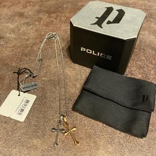 ポリス(POLICE)の【新品未使用/箱・袋・タグ付き】POLICE ネックレス(ネックレス)