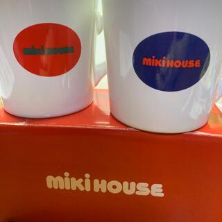 ミキハウス(mikihouse)のミキハウスペアマグカップ(マグカップ)
