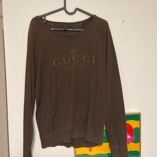 グッチ(Gucci)のグッチ トレーナー ヴィンテージ(スウェット)