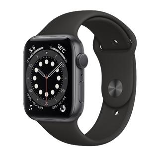 アップルウォッチ(Apple Watch)の【新品未開封】Apple Watch series6 44mm GPS(スマートフォン本体)