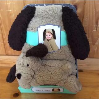 コストコ(コストコ)の新品 コストコ animalhungs犬 毛布ブランケットひざ掛け(おくるみ/ブランケット)