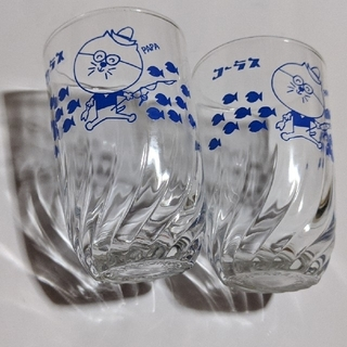 新品★【森永コーラス ガラスコップ】2個セット レトログラス