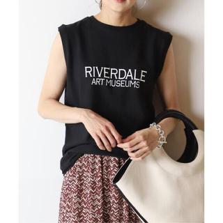 フレームワーク(FRAMeWORK)の2021SSフレームワーク☆VOTE ノースリーブTシャツ タグ付新品(Tシャツ(半袖/袖なし))