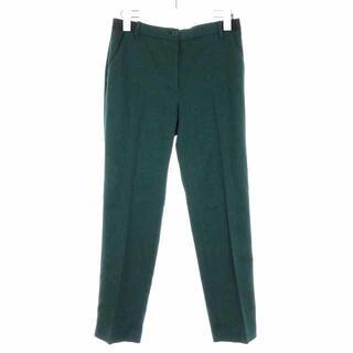 バーニーズニューヨーク(BARNEYS NEW YORK)のバーニーズニューヨーク パンツ スラックス 38 M 緑 グリーン(その他)