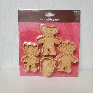 ダッフィー(ダッフィー)のダッフィー クッキー型(調理道具/製菓道具)