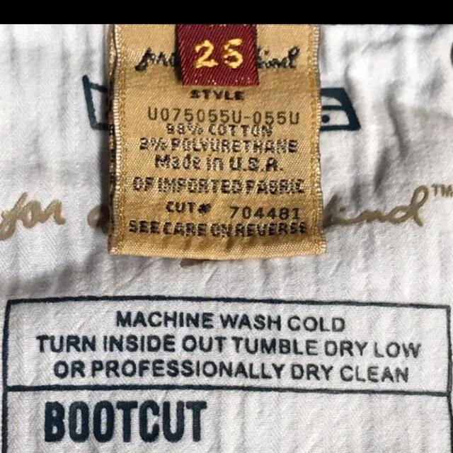 7 for all mankind(セブンフォーオールマンカインド)の7 for all mankind レディース made in USA レディースのパンツ(デニム/ジーンズ)の商品写真