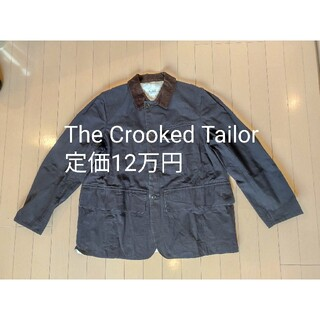 Paul Harnden - 【美品】The Crooked Tailor ハンティングコート 48