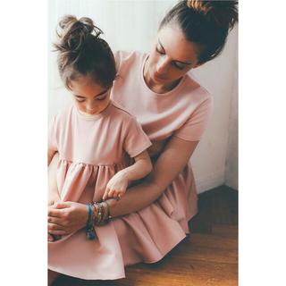 イエナ(IENA)のAMICA Ballerina T-shirt SMOKE PINK 授乳タイプ(Tシャツ/カットソー(半袖/袖なし))