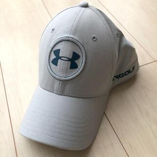 アンダーアーマー(UNDER ARMOUR)の帽子(キャップ)