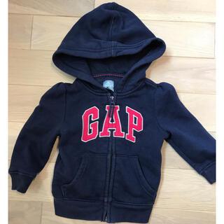 ギャップキッズ(GAP Kids)のGAP 80cmパーカー(トレーナー)