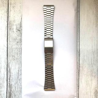 シチズン(CITIZEN)のお取引中 シチズン 金属ベルト 直管タイプ20mm(金属ベルト)