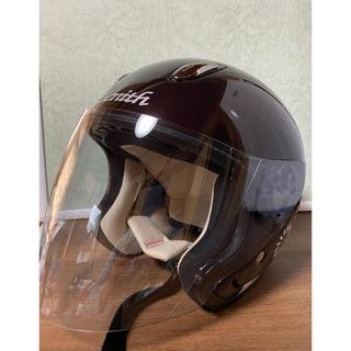 ヤマハ(ヤマハ)のヤマハ YAMAHA YJ-5II ZENITH 女性用 レディース XS(ヘルメット/シールド)