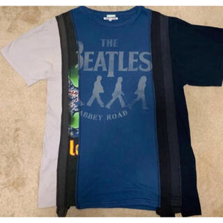 ニードルス(Needles)のSALE ニードルス 再構築ビートルズtシャツ(Tシャツ/カットソー(半袖/袖なし))