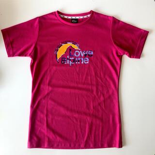 ロウアルパイン(Lowe Alpine)のLowe Alpine レディースTシャツ Lサイズ(Tシャツ(半袖/袖なし))