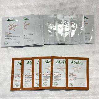 メルヴィータ(Melvita)のメルヴィータ サンプル アルガンオイル 18包(サンプル/トライアルキット)
