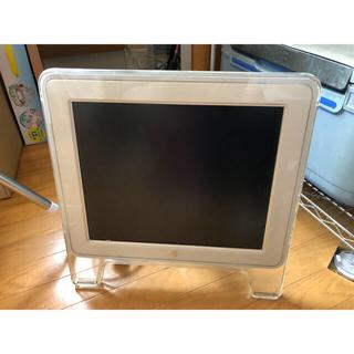 アップル(Apple)の※ジャンク 通電未確認 Apple Studio Display 17インチ(ディスプレイ)