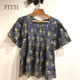 フィス(FITH)のレディースカットソー #fith(カットソー(半袖/袖なし))