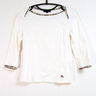 バーバリー(BURBERRY)のバーバリーロンドン 七分袖Tシャツ 1 S(Tシャツ(長袖/七分))