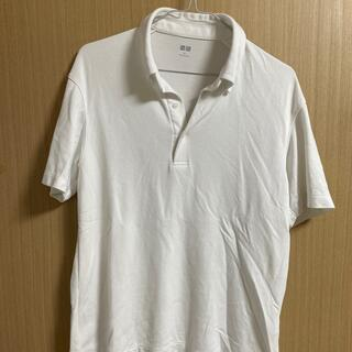UNIQLO - UNIQLOのエアリズムのポロシャツ