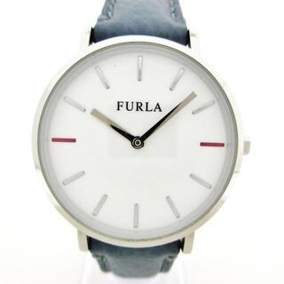 フルラ(Furla)のフルラ美品  - 4251108507- 60299 白(腕時計)