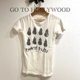 ゴートゥーハリウッド(GO TO HOLLYWOOD)のレディース キッズ Tシャツ(Tシャツ/カットソー)