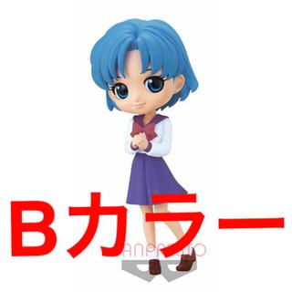 バンダイ(BANDAI)のQposket 水野亜美 Bカラー フィギュア セーラームーン 新品未開封(アニメ/ゲーム)