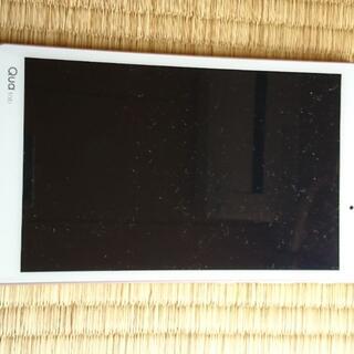 エルジーエレクトロニクス(LG Electronics)のQua tab px(タブレット)
