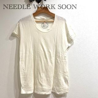 ニードルワークスーン(NEEDLE WORK SOON)のレディースTシャツ(Tシャツ(半袖/袖なし))