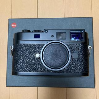ライカ(LEICA)の【CCD交換済】ライカ Leica M9-P ブラック(ミラーレス一眼)