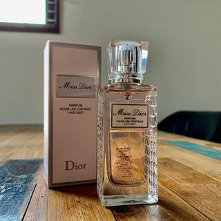 クリスチャンディオール(Christian Dior)の《SMILE様専用》クリスチャンディオール ミスディオール  ヘアミスト(ヘアウォーター/ヘアミスト)
