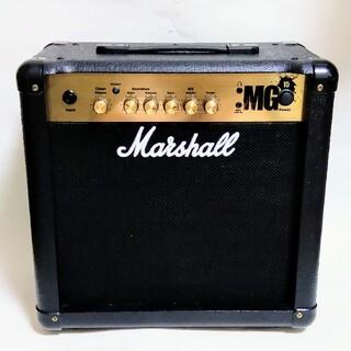Marshall MG15 ギターコンボアンプ 15ワット、2Channels(ギターアンプ)