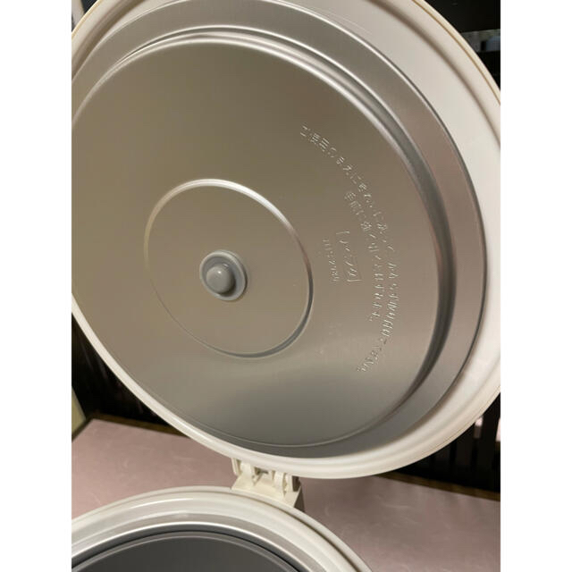 TIGER(タイガー)の新品近い❗️保温ジャー電子ジャー1.5升/2.7L家庭用業務用 スマホ/家電/カメラの調理家電(調理機器)の商品写真